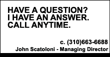 Commercial Real Estate - John Scatoloni - Managing Director