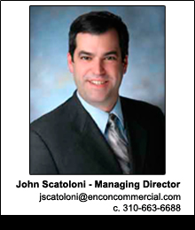 John Scatoloni -  Executive Director